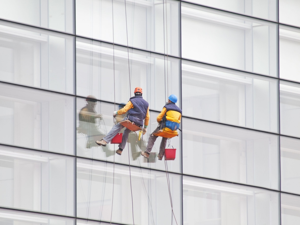 Umývanie Bratislava, okná