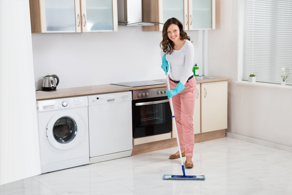 AKO NA čistenie podláh